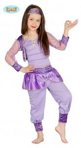 Disfraz árabe para niña
