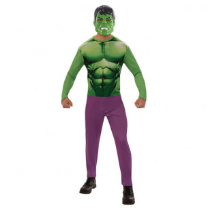 Disfraz de Hulk adulto