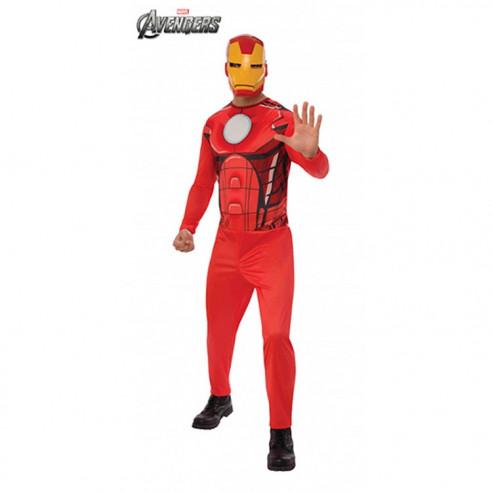 Disfraz Iron Man de adulto