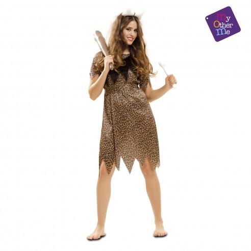 Disfraz cavernícola mujer barato