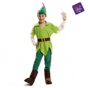 Disfraz Peter Pan niño