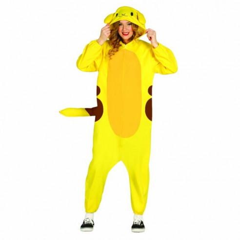 Disfraz pikachu mujer