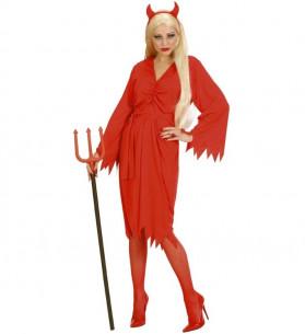 Disfraz Diabla Roja