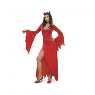 Disfraz Diablesa Rojo