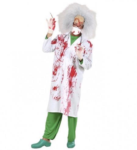 Disfraz Doctor Ensangrentado