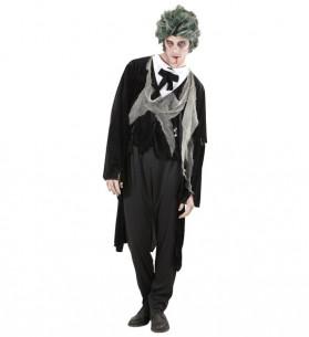 Disfraz Zombie Con Chaqueta