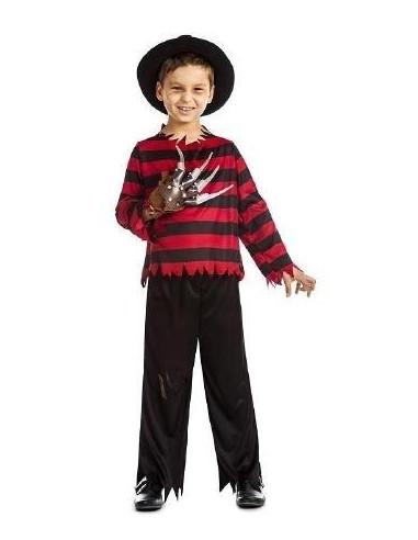 Disfraz Freddy Krueguer niño