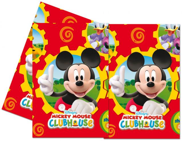 Mantel cumpleaños Mickey 120x180cm