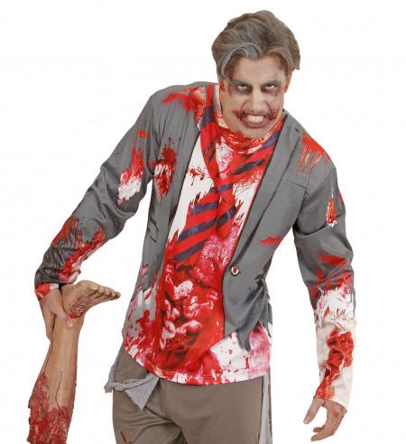 Disfraz de zombie para hombre