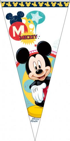 100 Bolsas Cumpleaños Mickey Fun