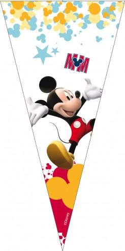 100 Bolsas Cumpleaños Mickey Clubhouse