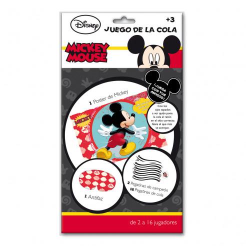 Juego ponle la cola a Mickey