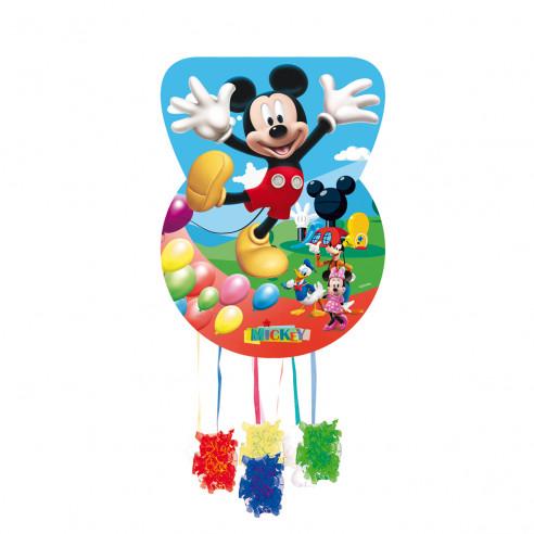 Piñata Cumpleaños Grande Silueta...