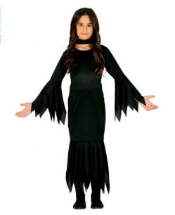 Disfraz Dama Negra Niña