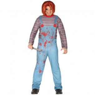 Disfraz Chucky Adulto