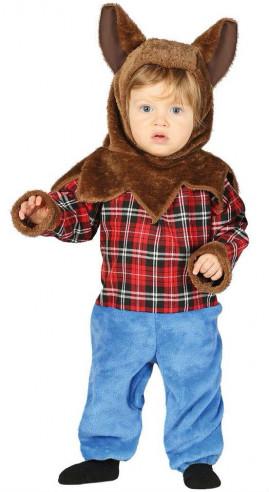 Disfraz Hombre Lobo Bebé