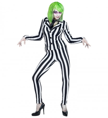 Disfraz Beetlejuice Mujer