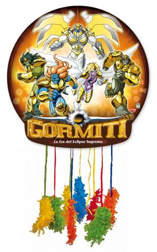 Piñata Cumpleaños Mediana Gormiti...