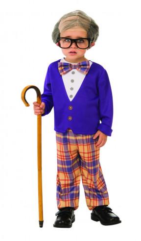 Disfraz abuelo para niño