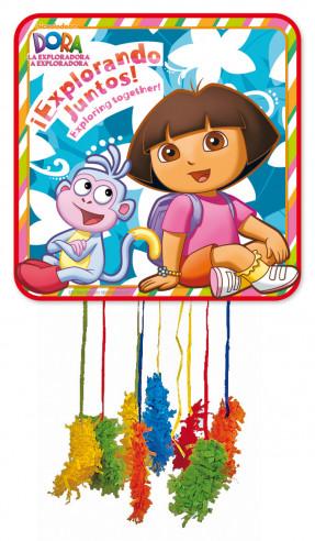 Piñata cumpleaños Mediana Dora...