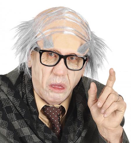 Peluca anciano con cejas
