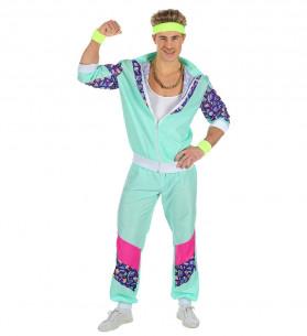Disfraz chándal años 80