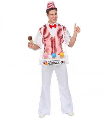 Disfraz de heladero
