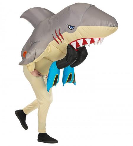 Disfraz Tiburón hinchable