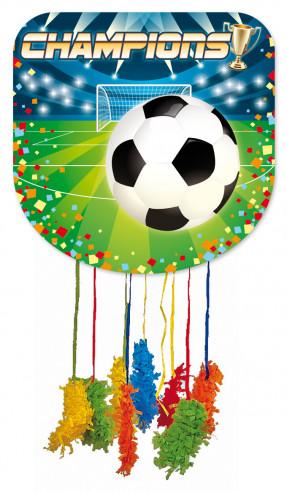 Piñata Cumpleaños Mediana Fútbol