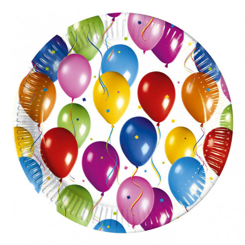 Platos cumpleaños