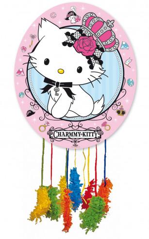 Piñata Cumpleaños Grande Charmy Kitty...