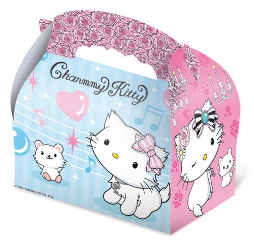 25 Cajitas cumpleaños Charmy Kitty