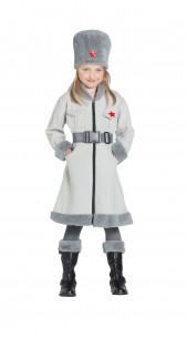 Disfraz espía infantil niña