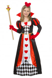 Disfraz reina de corazones...