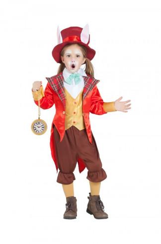Disfraz sombrerero infantil