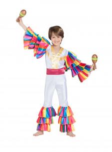 Disfraz rumbero infantil