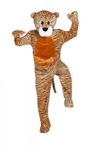 Disfraz tigre de peluche