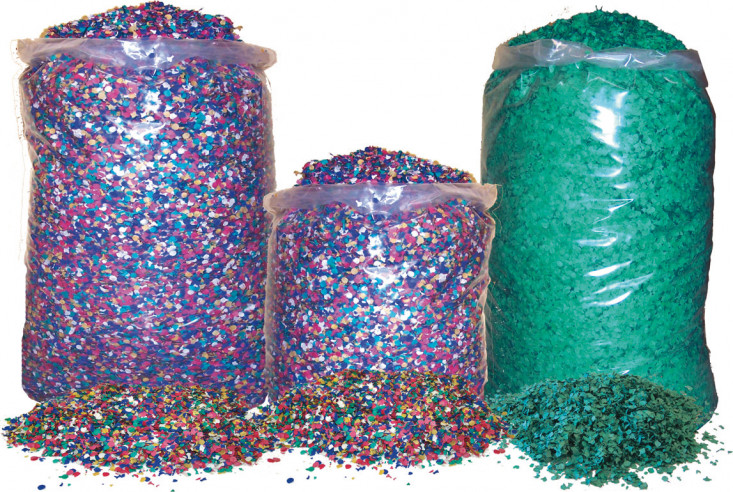 10 kg de confeti