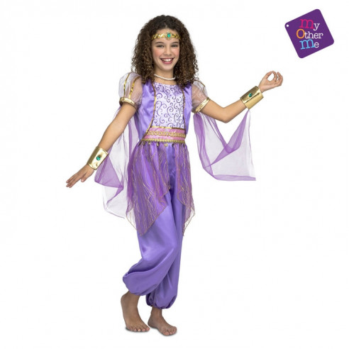 Disfraz princesa árabe infantil