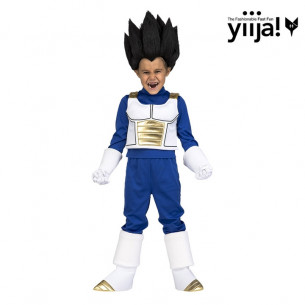 Disfraz vegeta infantil