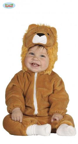 Disfraz león para bebé