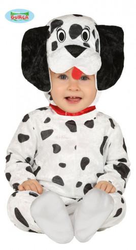 Disfraz dálmata para bebé