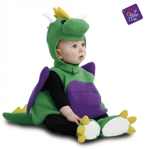 Disfraz bebé dinosaurio infantil