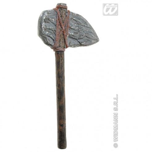 Hacha Edad de Piedra 56 cm.