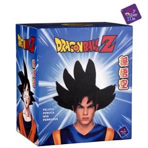 Peluca Goku adulto