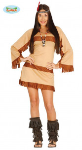 Disfraz india del gran cañón