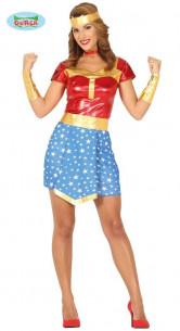 Disfraz Wonder Woman barato