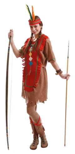 Disfraz india para adulto