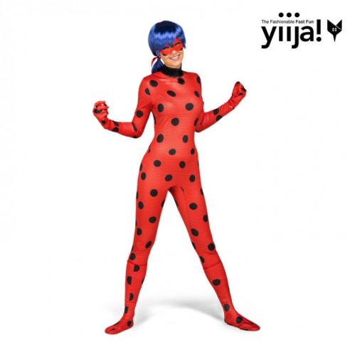 Disfraz Ladybug mujer