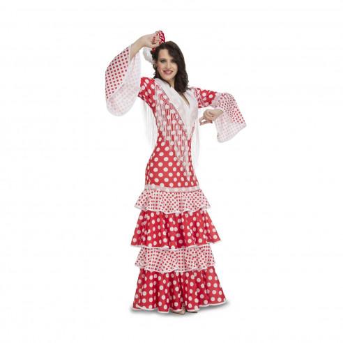 Disfraz Flamenca Rocio